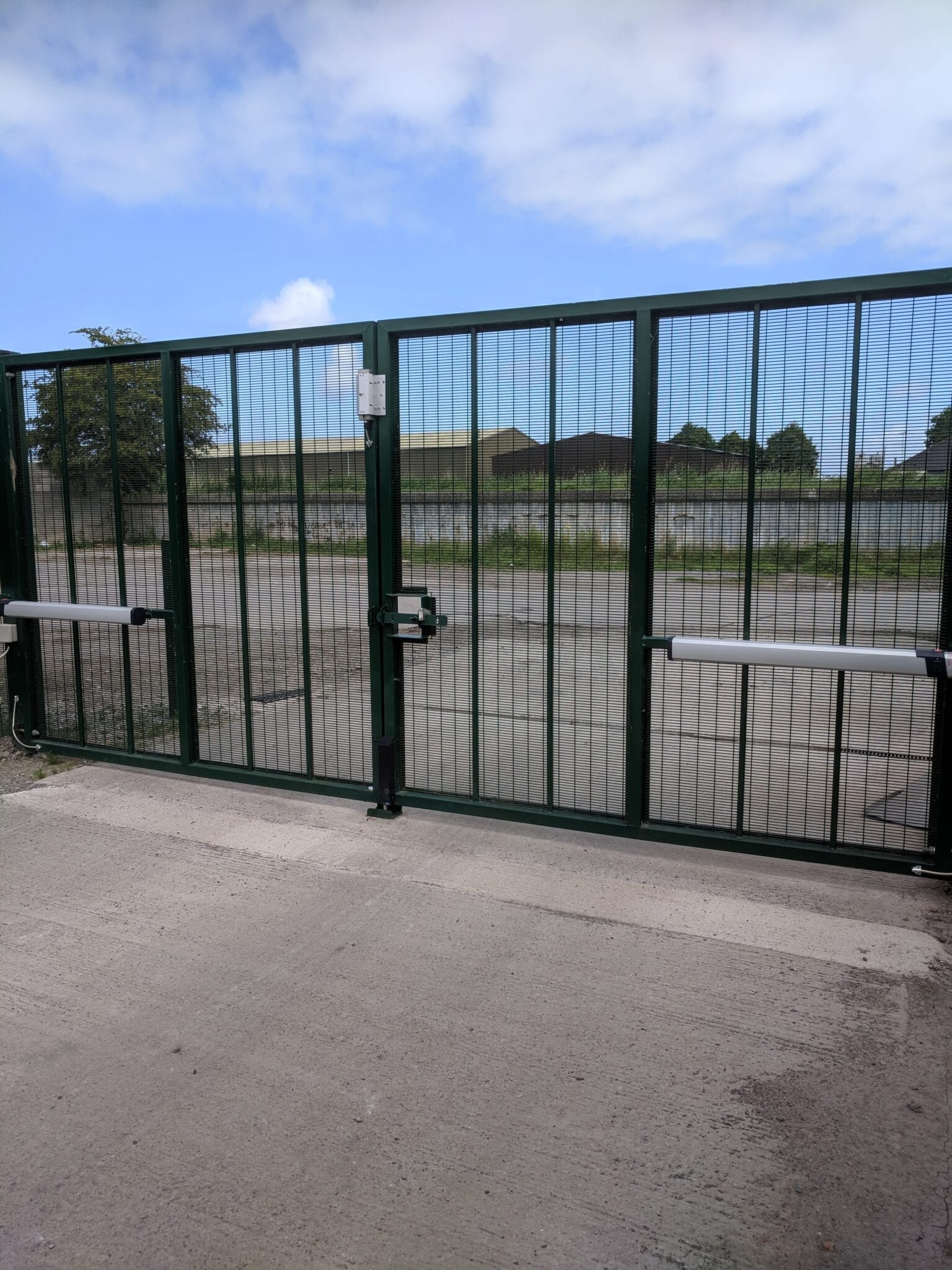 Your Store Bridgwater double gates